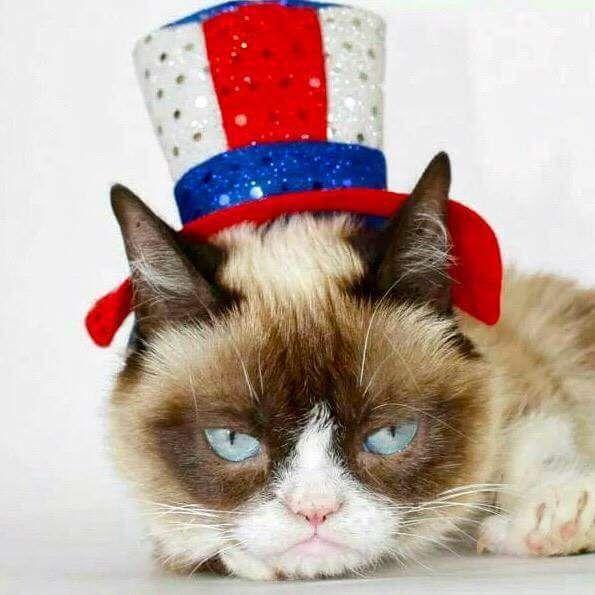 Grumpy Fourth