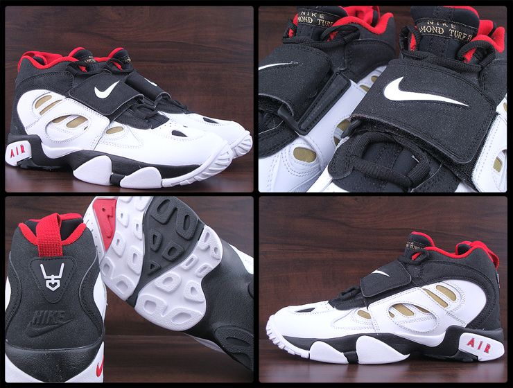 Got this nike air diamond turf 2 realy good to play basket ball in.