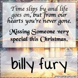 Billy Fury - from Lesley Biggs - November 2014