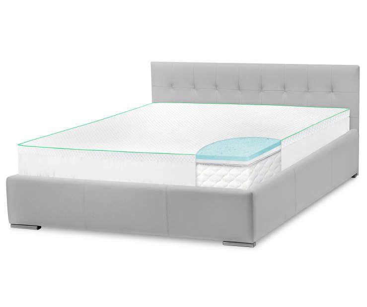 Zeopedic Classic 2 Quot Queen Memory Foam Bed Topper At Big