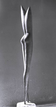 Marcello Mascherini :: Icaro (1957); Prefectural Museum, Miyazaki, Giappone