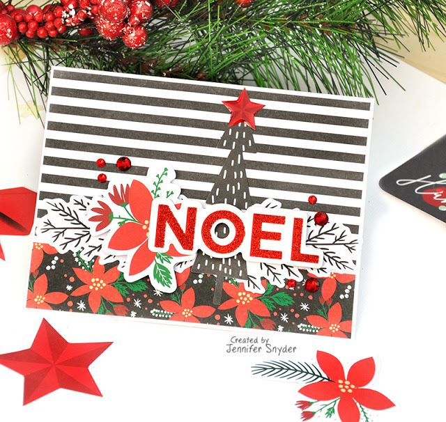 Merry Little Everything Christmas Card Kit - Spellbinders Special Edition Card Kit #cardkit