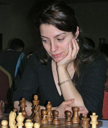 Nino Khurtsidze Chess News