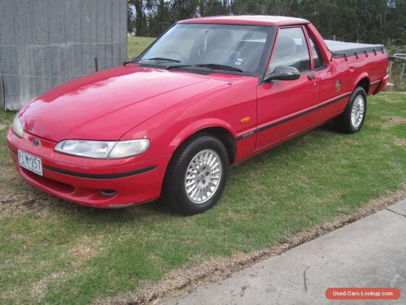 Car For Sale Ford Falcon Xh Ute