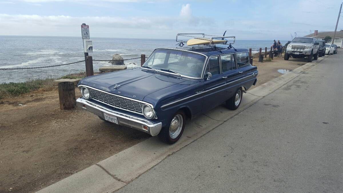Find This 1964 Ford Falcon Wagon Offered For 7 500 In Los Angeles Ca Via Craigslist Tip From Pat L 1964 Ford Falcon Ford Falcon Wagon