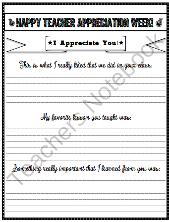 703169bc5dc2f754b00a4f244bef5d3f Teacher Appreciation Letter Th Grade Template on sign up sheet, superhero theme word, luncheon flyer, student note, luncheon invitation, letter 4th grade, weekly schedule, 2nd grade, note card, for notes, night invite,