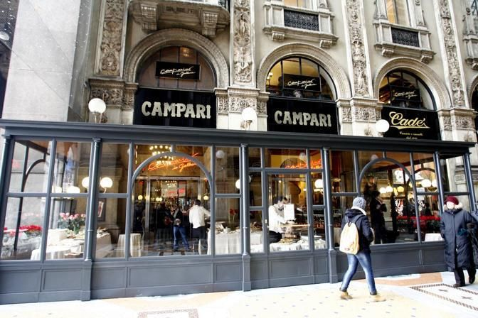 The Camparino Milan House Styles House
