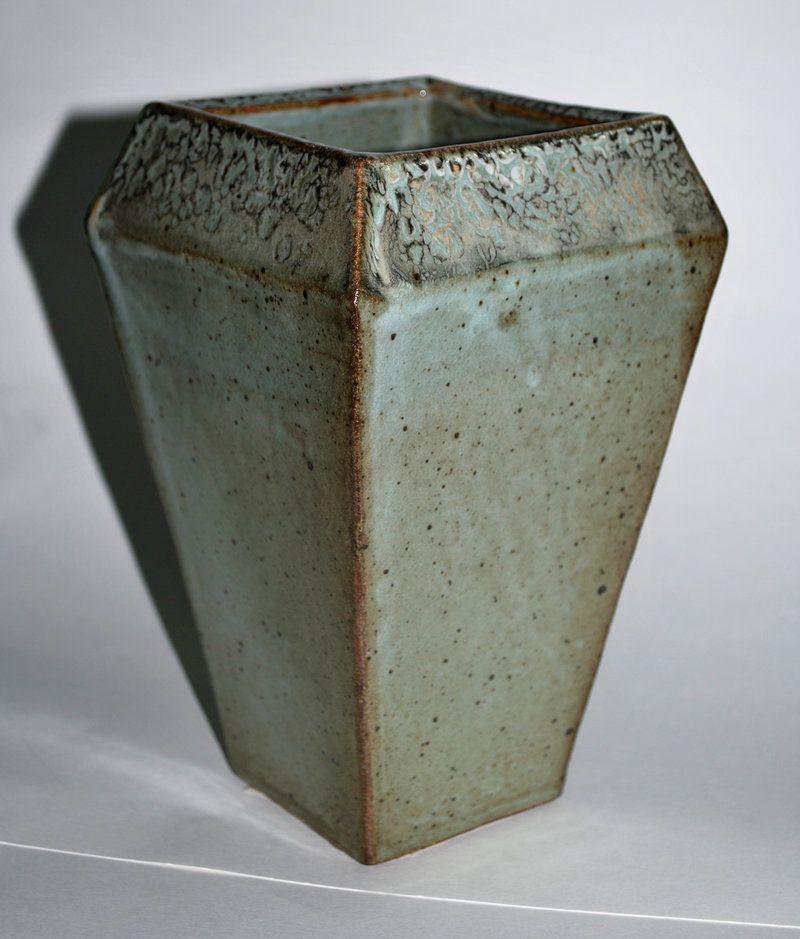 round bottom to square form of ceramic vase - Google ...