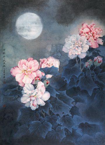 Fine Art Gallery....Zhou Zhongyao was born in Changsha, Hunan Province in 1945. He is now member of Hunan Branch of Chinese Artists Association.