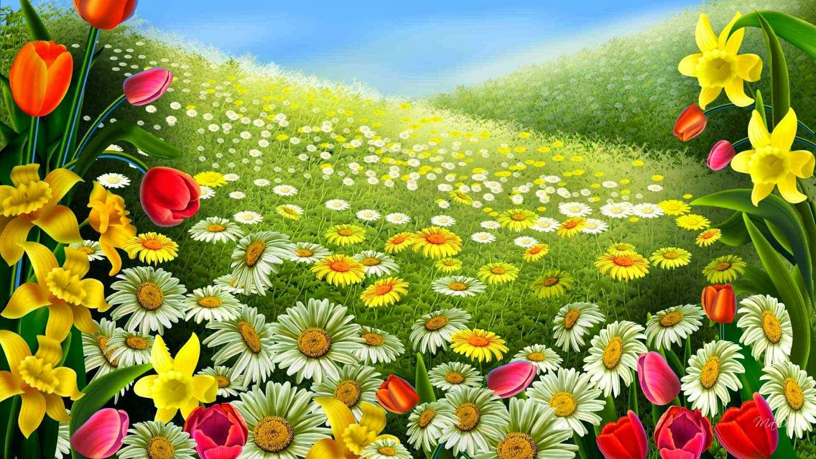 Milline Taim Sobib Sinu Horoskoobiga Spring Wallpaper Hd Spring Wallpaper Beautiful Flowers Images
