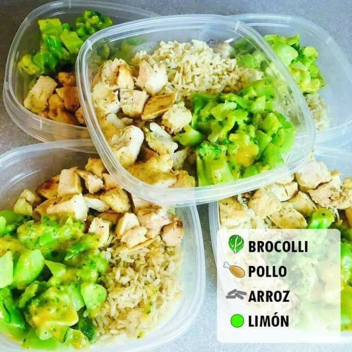 Lista De Comidas Saludables Para Bajar De Peso