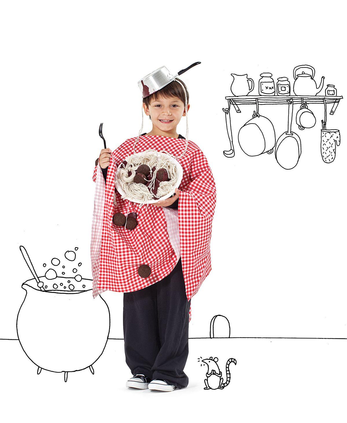 35+ Easy Homemade Halloween Costumes for Kids | Easy homemade ...