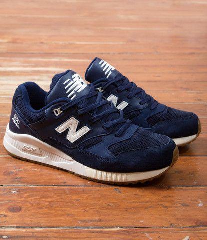 new balance 530 navy