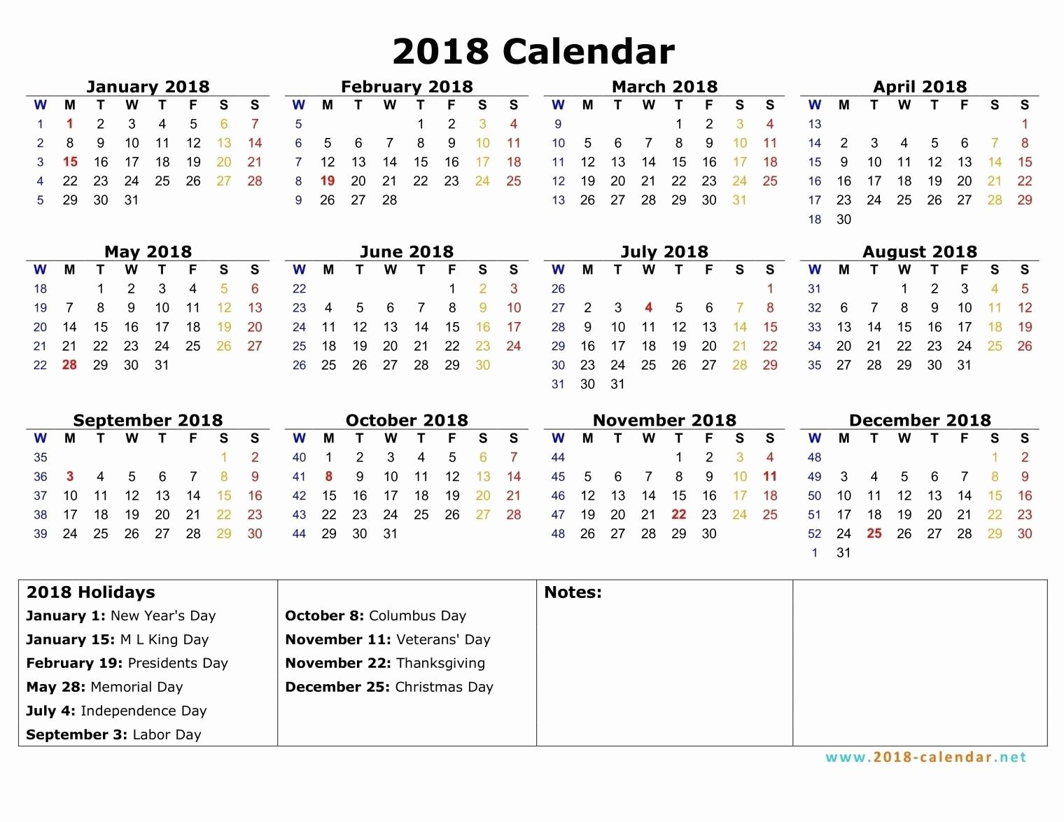Printable Calendar Starting With Monday In 2020 Calendar Template Yearly Calendar Template Calendar