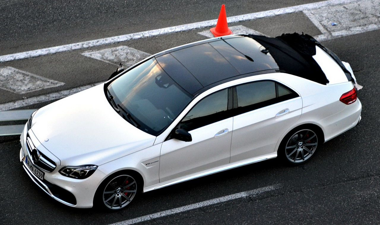 Uncovered first look at the new 2013 mercedes benz e class coupe
