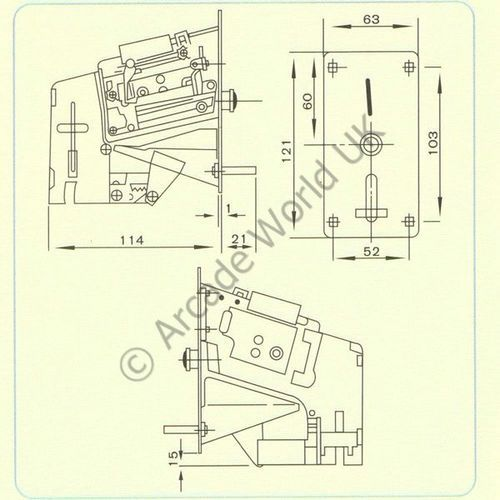 Image result for coin acceptor mechanism fixing | Ayurveda