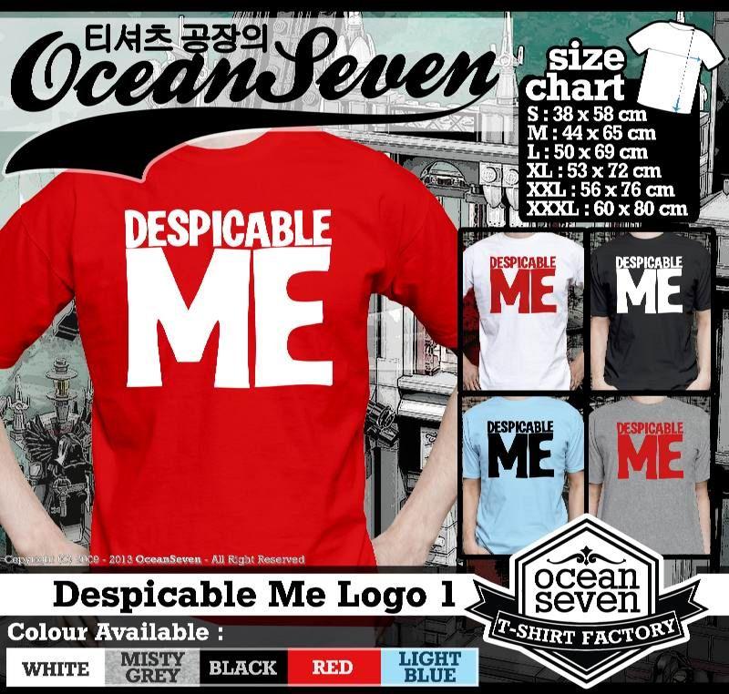 Kaos Despicable Me Minion Manchester United T Shirts Manchester United Logo Shirts