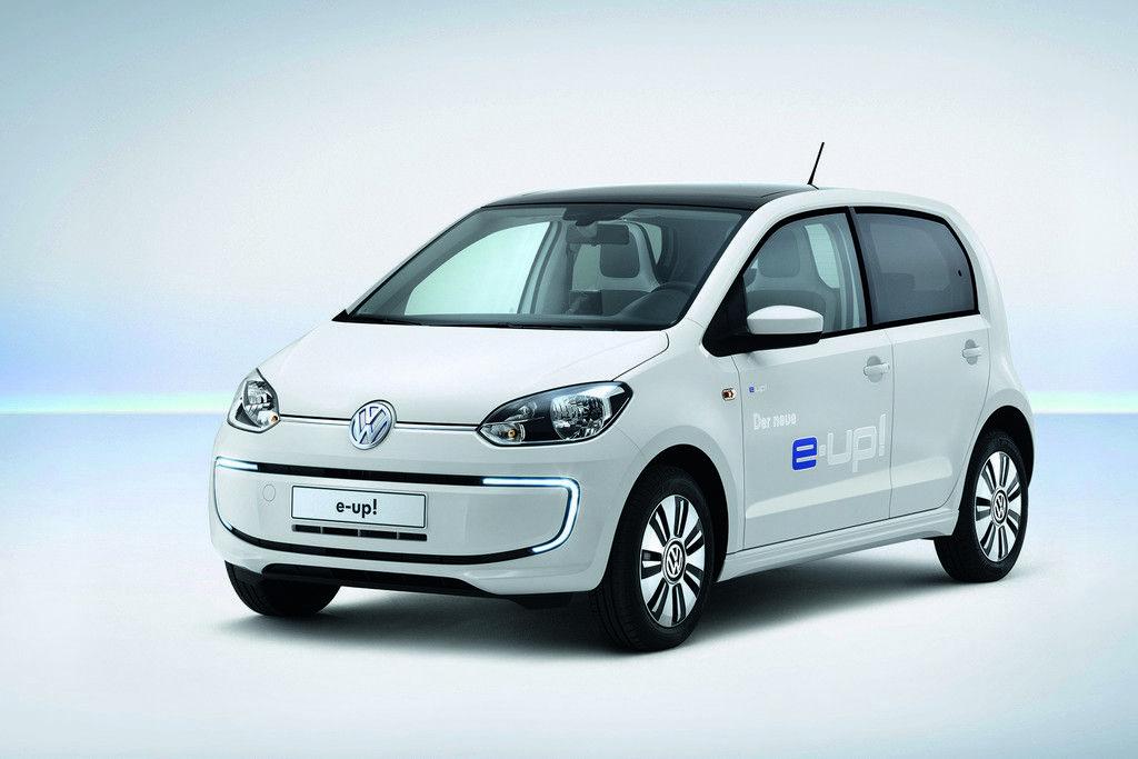 volkswagen up diventa elettrica car pinterest elektroauto autos and elektrofahrzeug. Black Bedroom Furniture Sets. Home Design Ideas
