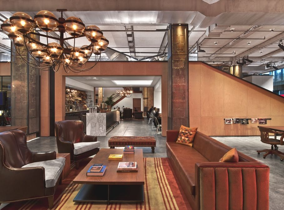 Contemporary Office Design New York City Adelto 06ceiling