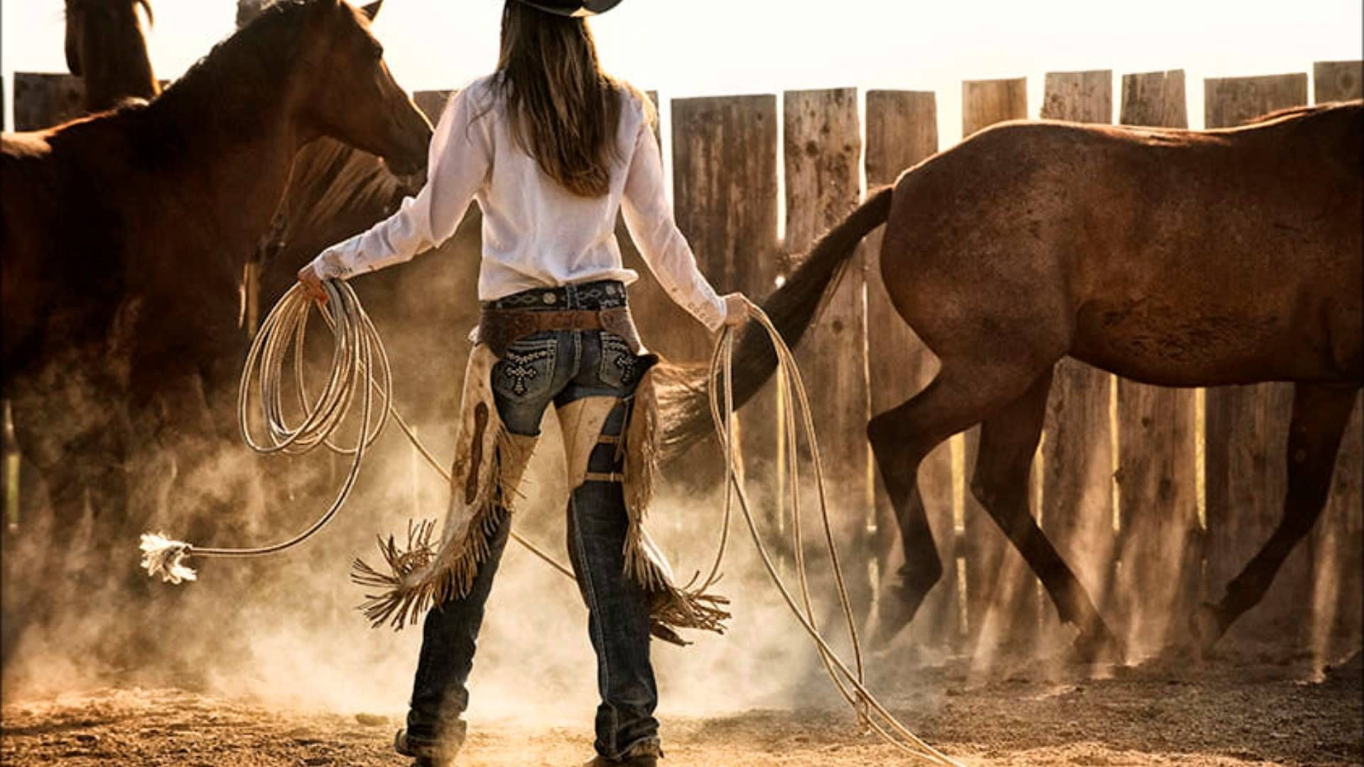 Free Cowgirl Hd Wallpapers Horse Love Horses Cowgirl And Horse
