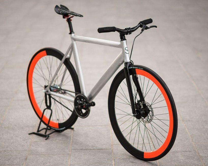 Sz Bikes Equlibrium Is A Minimalist Road Bicycle Fixie