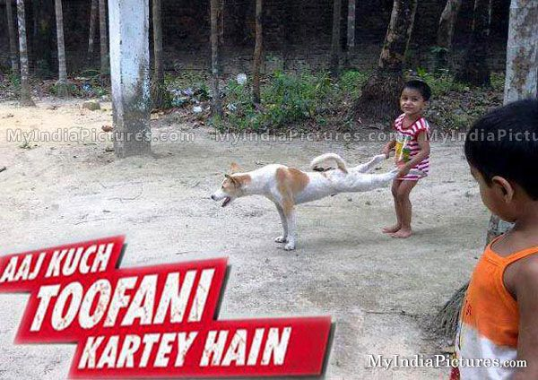 Funny Indian Child With Dog India Pictures Funny India Pics Only Happens In India Pinterest Indian Babies And Dogs