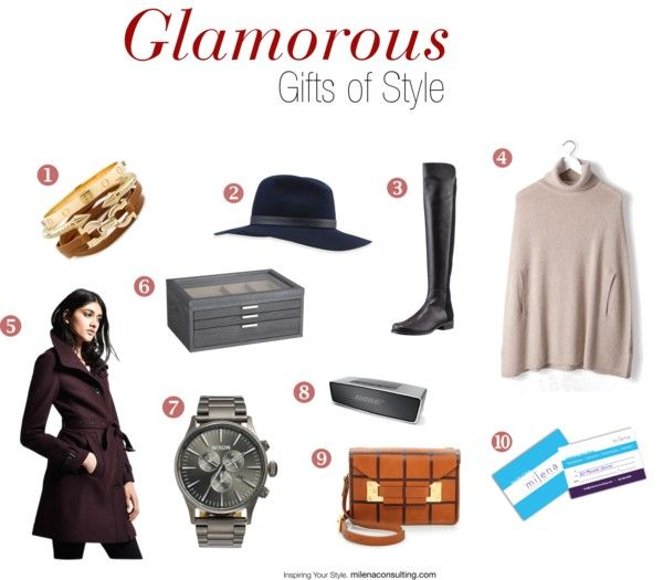 Glamorous Gifts for Her - Christmas, Valentine's Day or Her Birthday!