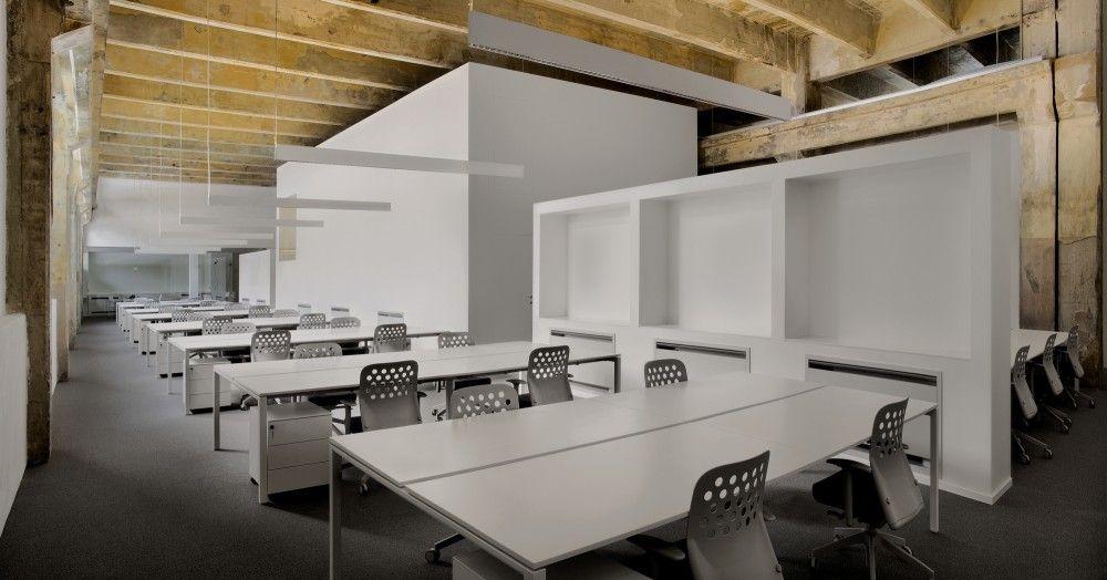 Gallery of sempla offices dap studio 11 oficinas for Factory oficina