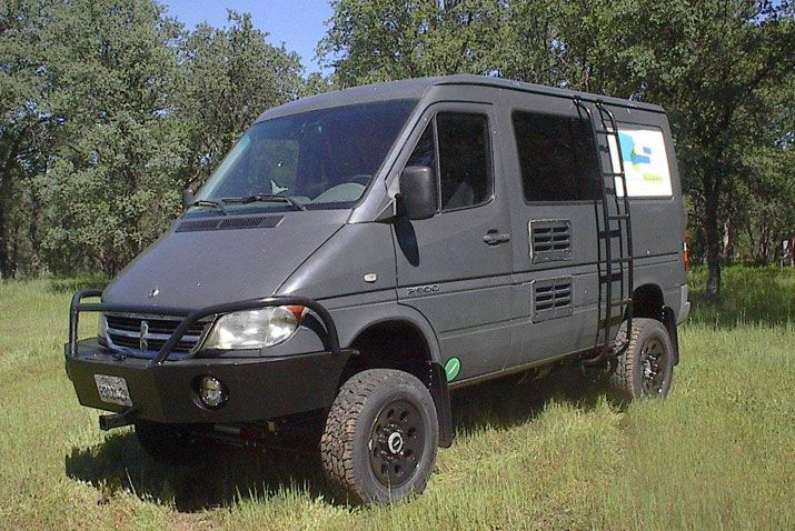 Image result for 4x4 sprinter for sale 4x4 sprinter for Mercedes benz van conversion