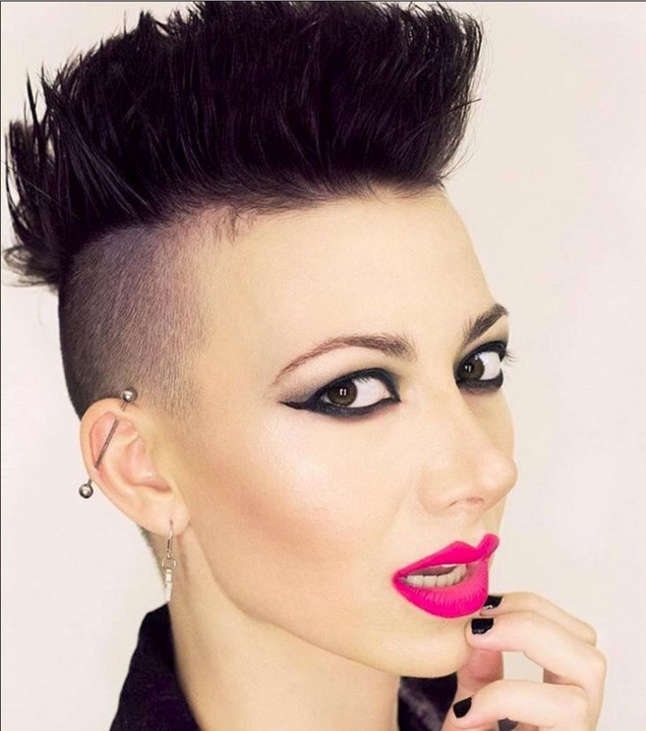 What do you think of this look punks pinterest you think and