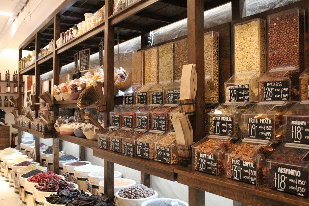 La Buena Cosecha El Nuevo Spot Para Comprar Sabor A Granel Food Pleasure Tiendas Tiendas De Comida Saludable Granel