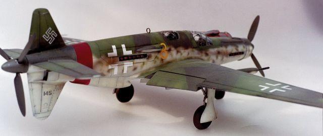 How Monogram Models won the war: Do-335 Arrow