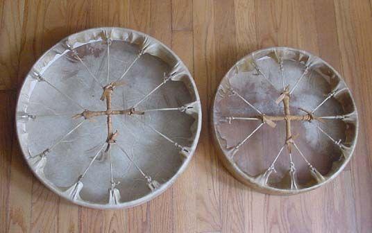 """15/"""" Hardwood Drum Frames"""