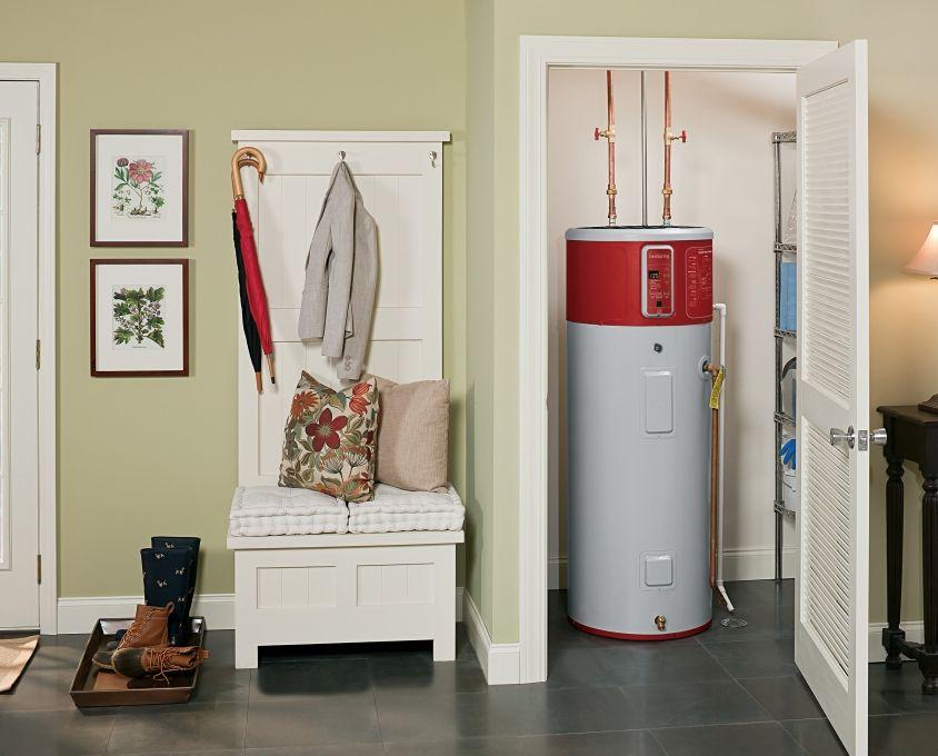 Gashotwatersystem Heat Pump Water Heater Water Heater Closet Water Heater