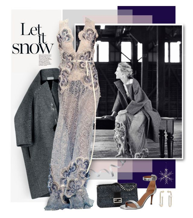 """Let It Snow"" by emavera ❤ liked on Polyvore featuring Givenchy, women's clothing, women's fashion, women, female, woman, misses and juniors"