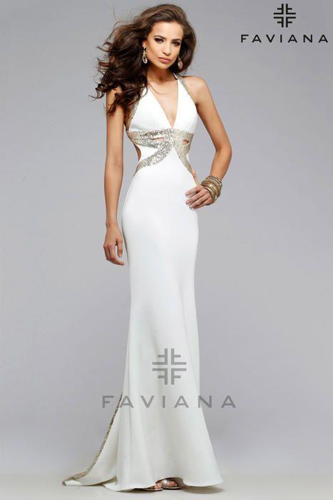 ddb21b16c06 Faviana 7703 Faviana - Effie s Boutique Brooklyn NY