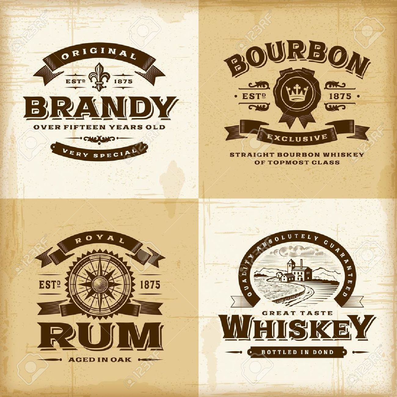 Pin By John Nestorson On Bourbon And Whiskey Vintage
