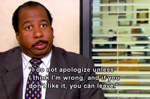 Image result for stanley hudson quotes