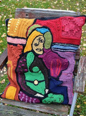 Lykyt puikoilla: Vapaavirkkausta Picasson inspiroimana