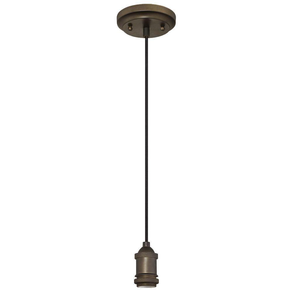Westinghouse 1-Light Oil-Rubbed Bronze Adjustable Vintage