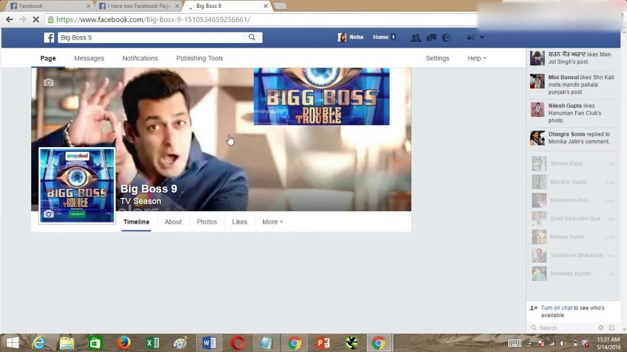 How to Merge Facebook Pages 2016 Messages, Facebook, Merge