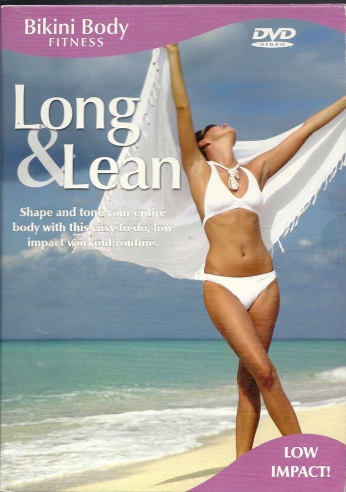 Bikini body workout dvd