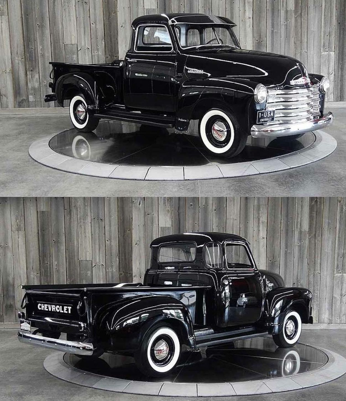 Vintage Cars, Vintage Pickup Trucks