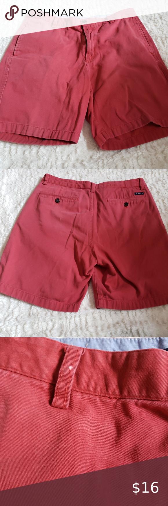 merlot cotton shorts MERLOT red shorts 1970s fringed shorts