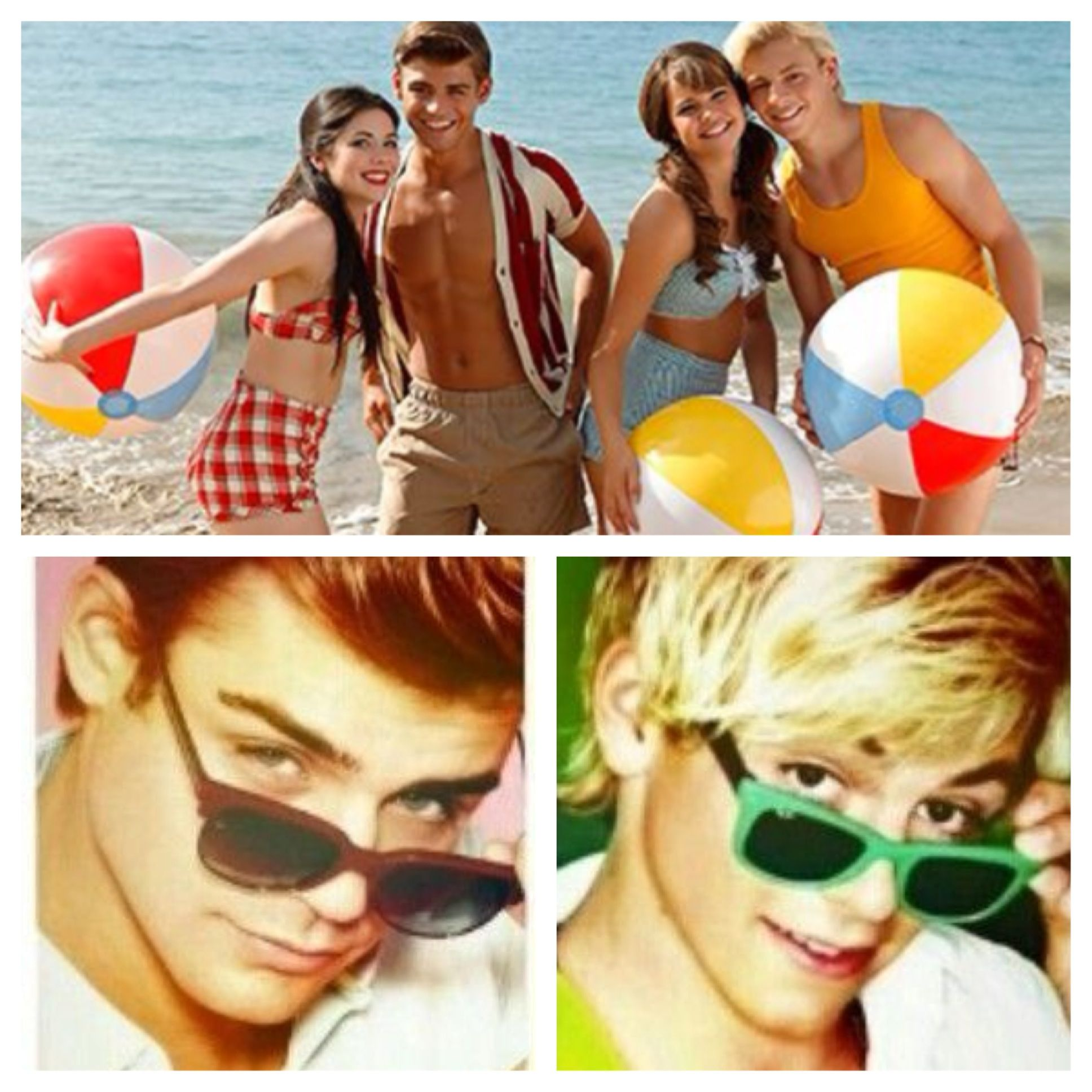 Teenage Beach Movie Toys : Teen beach movie layla tanner mac and brady artistas