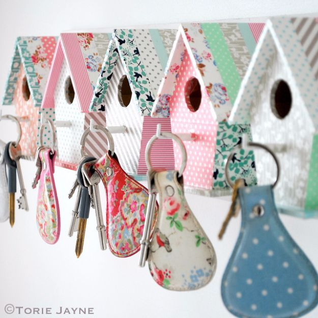 55 Cheap Crafts to Make and Sell House keys Diy craft projects