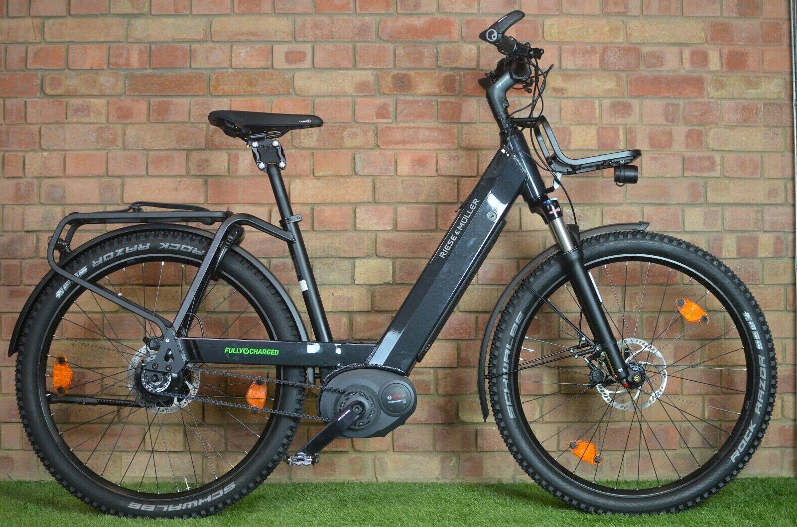 Riese Muller Nevo Gx Rohloff Electric Bike Ebike Electric