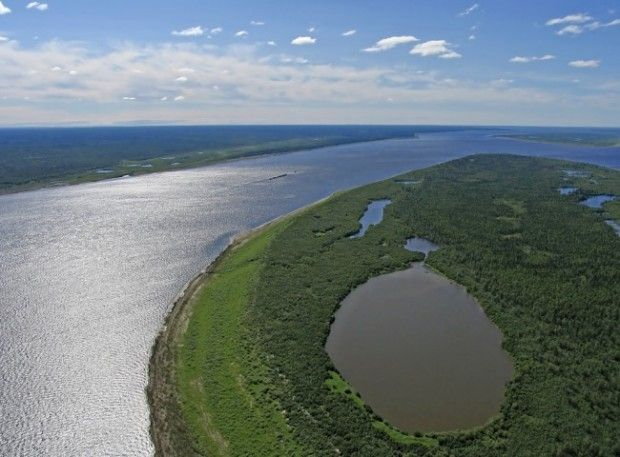 Number Five The Yenisei River It Is The Most Waterrich River Of - Top five longest rivers in the world