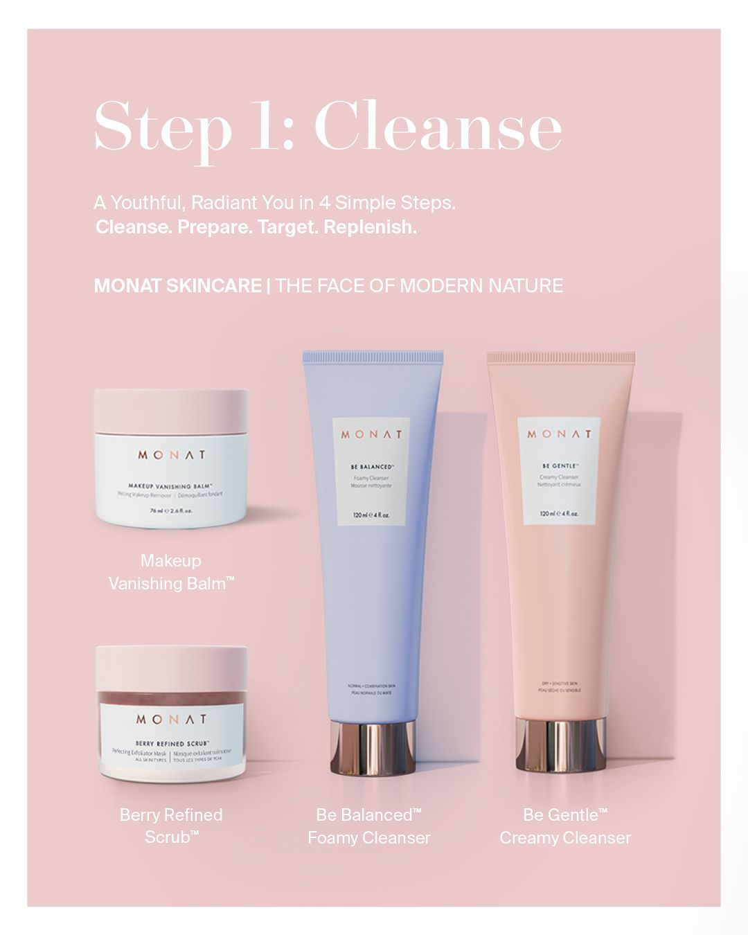 Monat Skincare Products In 2020 Skin Care Monat Monat Hair