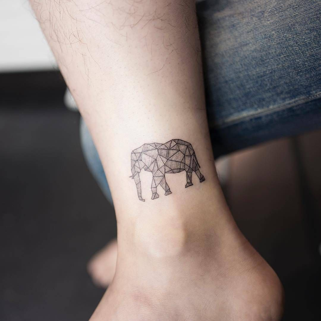 Elephant Tattoo Meaning and Design Ideas (2019) (With ...